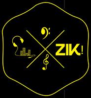 Logo de Zik!